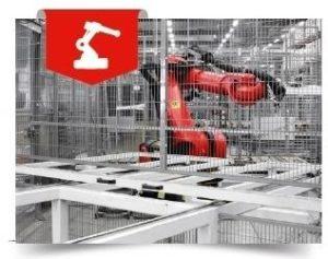 Urządzenia zautomatyzowane i roboty przemysłowe